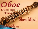 Thumbnail Oboe Duets and Trios Partituras en formato pdf collection
