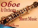 Thumbnail Oboe and Orchestra Sheet Music Collection in pdf format