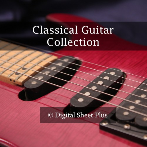 Pay for Classical Guitar Partituras en formato pdf Collection 10900 pages