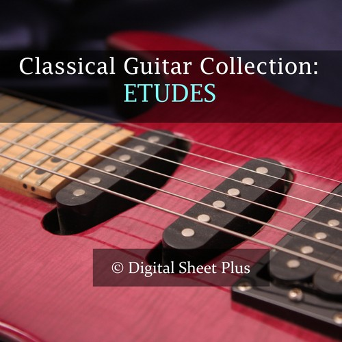 Pay for Classical Guitar Etudes Partituras Collection