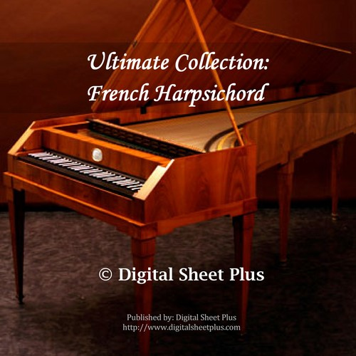 Pay for French Harpsichord 17 - 18th Century Sheet Music Collection