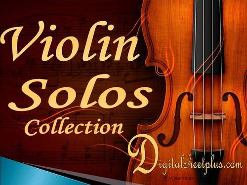 Pay for Violin Solos Partituras Complete Ultimate Collection