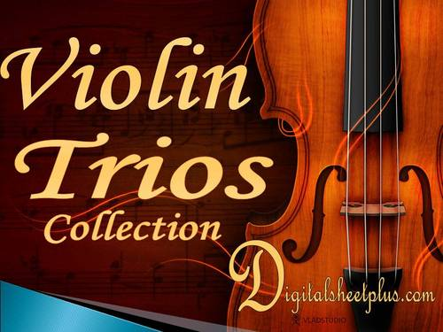 Pay for Violin Trios Sheet Music Ultimate Collection