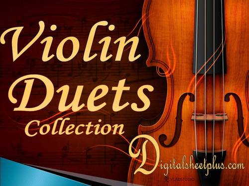 Pay for Violin Duets Sheet Music Ultimate Collection