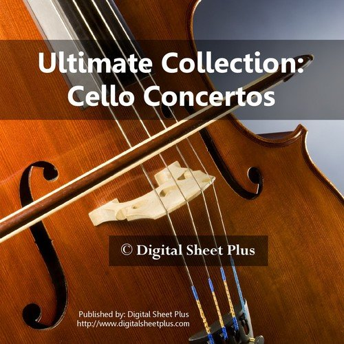 Pay for Cello Concertos Partituras Collection