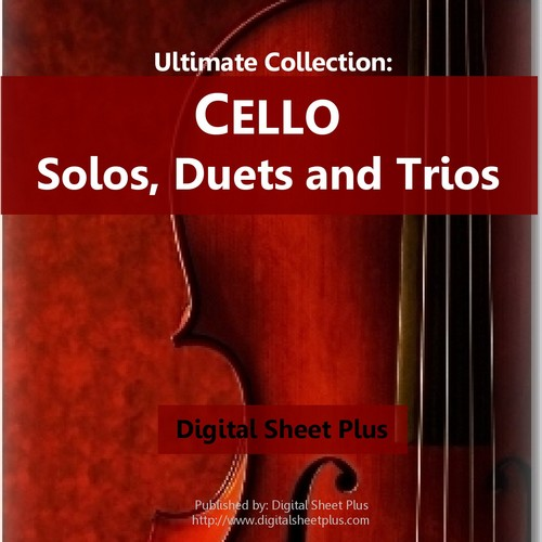 Pay for Cello Solos, Duets, Trios Partituras Collection