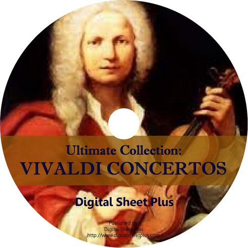 Pay for VIVALDI CONCERTOS Ultimate Collection Partituras