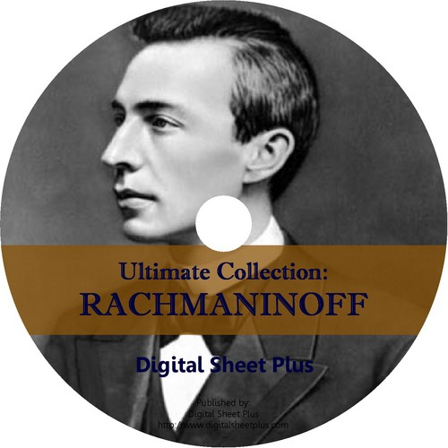 Pay for Rachmaninoff Sheet Music Collection