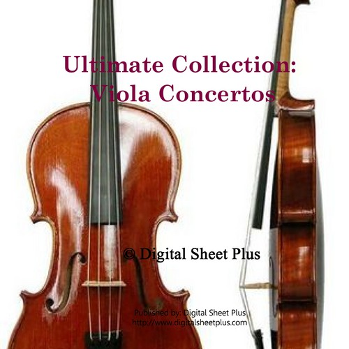 Pay for Ultimate Collection: VIOLA CONCERTOS Sheet Music