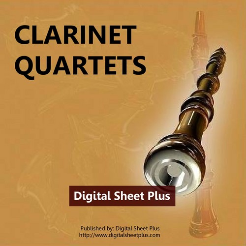 Pay for Clarinet Quartets Sheet Music Collection