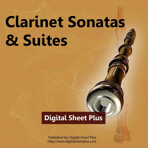 Pay for CLARINET SONATAS & SUITES Sheet Music Collection