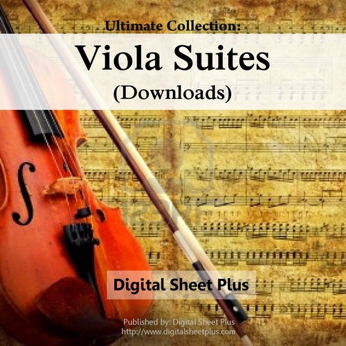 Pay for Viola Suites Partituras Ultimate Collection