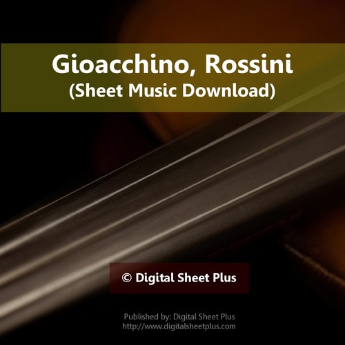 Pay for Rossini  Gioacchino Sheet Music Collection