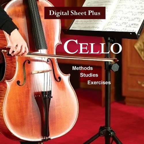 Pay for Cello Methods Studies and Exercises Sheet Music Collection