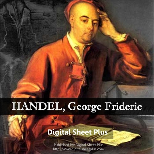 Pay for Handel - G F. - Music for the Royal Fireworks, HWV 351 Sheet Music (Downloads)