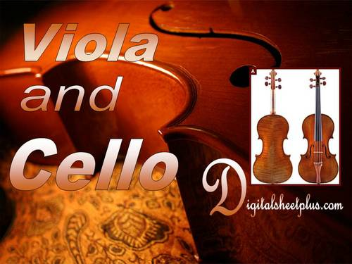 Pay for Viola and Cello Collection sheet music