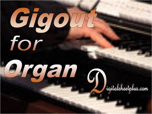 Pay for GIGOUT for ORGAN sheet music