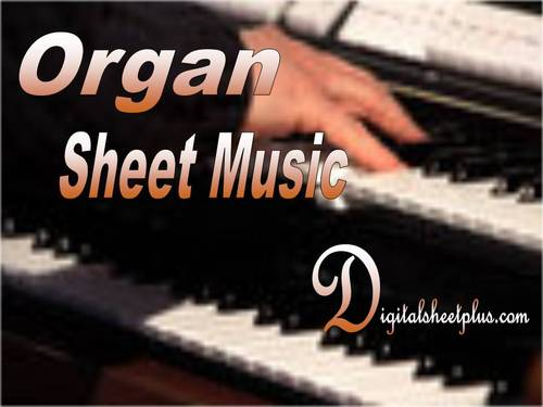 Pay for Honegger - Choral for ORGAN sheet music
