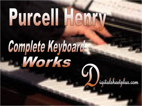 Pay for Purcell Henry - Complete Keyboard Works Sheet Music