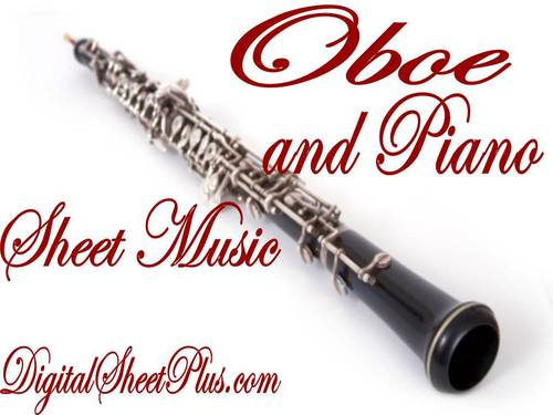 Pay for Oboe and Piano partituras collection