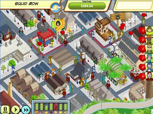 Pay for Dinertown Tycoon PC Games