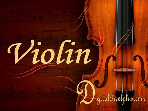 Pay for VIOLIN ALONE sheet music collection in pdf format
