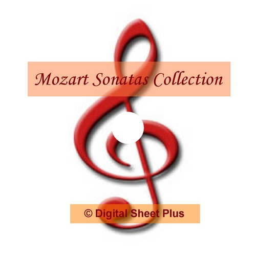 Pay for Mozart Church Sonatas partituras en formato pdf
