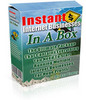 Thumbnail Instant Internet Business In A Box