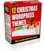 Thumbnail 12 Christmas WordPress Themes