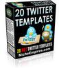 Thumbnail 20 HOT Twitter Templates