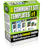 Thumbnail 4 Community Site Templates