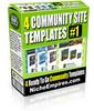Thumbnail 4 Community Site Templates