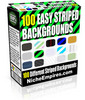 Thumbnail Easy Striped Backgrounds