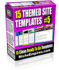Thumbnail 15 Themed Site Templates Volume #5