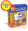 Thumbnail 20 HOT Niche Header Graphics Volume #2