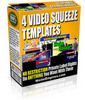 Thumbnail 4 Video Squeeze Templates