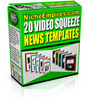 Thumbnail 20 Video Newsletter Squeeze Templates