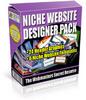 Thumbnail Niche Website Designer Pack