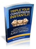 Thumbnail Triple Your Conversions Instantly