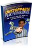 Thumbnail Unstoppable Peak Performance