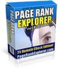 Thumbnail Page Rank Explorer