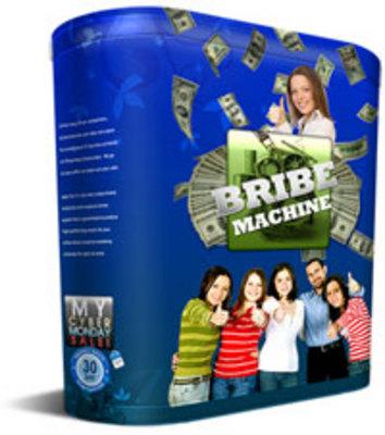 Pay for StumbleUpon Bribe Machine