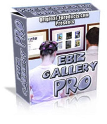 Pay for Ebiz Gallery PRO