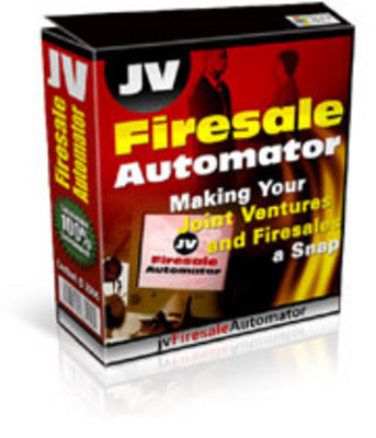 Pay for Join Venture Firesale Automator