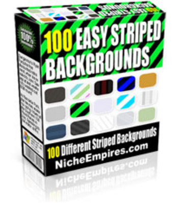Pay for Easy Striped Backgrounds