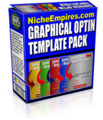 Pay for Graphical Opt-In Template Pack