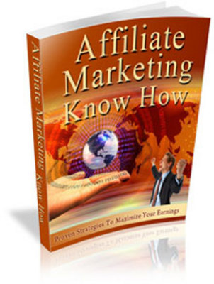 Affiliate marketing know how download business