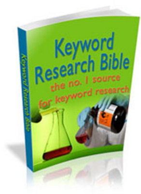 Pay for Keyword Research Bible