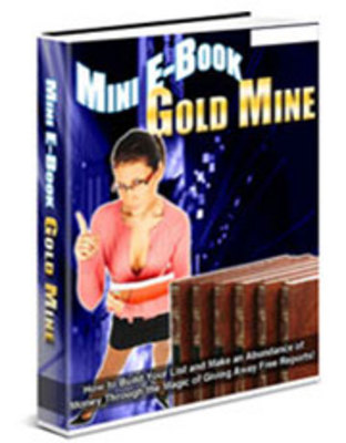 Pay for Mini Ebook Goldmine