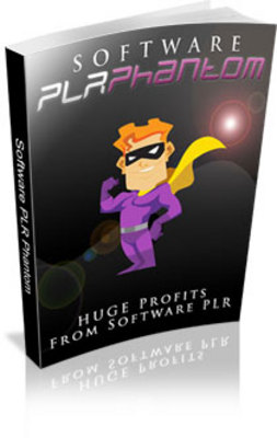 Pay for Software PLR Phantom
